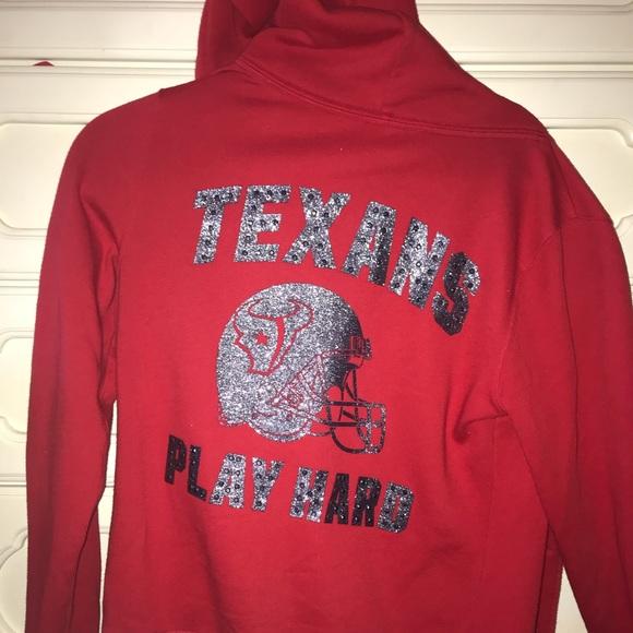 965515c4 Victoria Secret Houston Texans Jacket